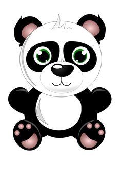 Résultats de recherche d'images pour « panda clipart »