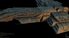 Stargate Earthships | Thread: Stargate-Redemotion USS-Icarus Ver III