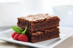 1 Syn Curly Wurly Brownies | Slimming World Recipe | Fatgirlskinny.net | Slimming World Recipes & More