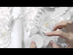 The making of Neoprene Floral Jacket by Nigel Chia - YouTube