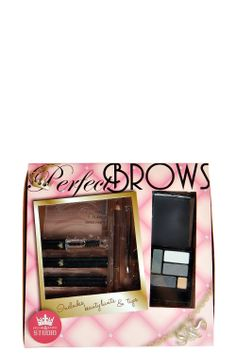 Perfect Brows Brow Box >> http://www.boohoo.com/restofworld/gifts/gifts-for-her/icat/new-in-accessories/annie-brow-box/invt/azz39499