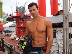 Tony Lascio, Whitetail's new fire chief