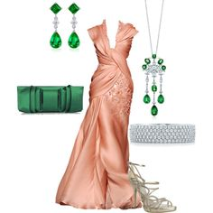 A good Dining Out (military ball) outfit. May look better with gold then the green js