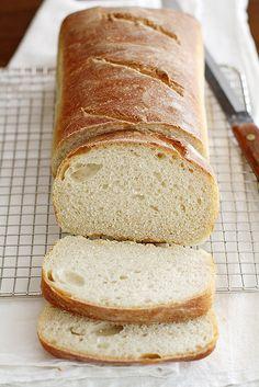 Homemade Sourdough Bread, Step by Step
