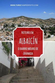 O bairro de Albaicín