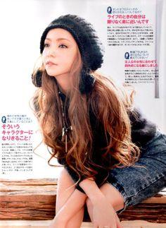 Namie Amuro 安室奈美恵 -「S cawaii」2014年3月號