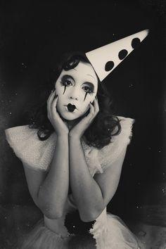http://WhoLovesYou.ME   vintage clown   #clowns