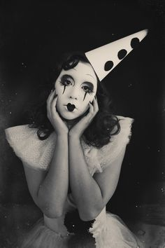 http://WhoLovesYou.ME | vintage clown | #clowns