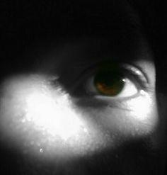Os olhos são a janela da mente, a minha é castanha num mundo cinza *_*