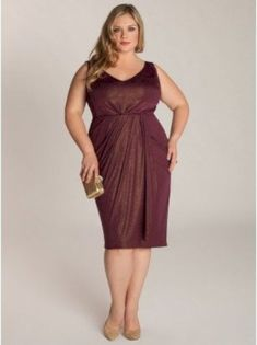 e79bb3887c8 39 Plus Size Outfit Idea for Women in Valentine Day. Plus Size Holiday  DressesPlus ...
