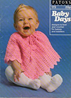 Free Crochet Baby Patterns - Easy Crochet Patterns for Babies