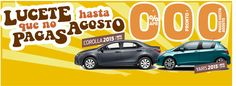¡¡¡Lúcete, que No Pagas hasta Agosto!!! Vehicles, Car, Automobile, Autos, Cars, Vehicle, Tools