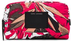 Marc Jacobs B.Y.O.T Palm Large Cosmetic Bag