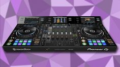 Pioneer has launched a new controller, the DDJ-RZX, designed for use with Rekordbox DJs new video mixing features.