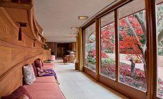 Immaculate Frank Lloyd Wright House