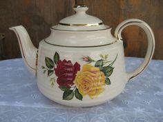 Vintage Sadler English Teapot #3482