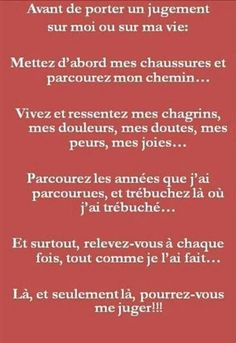 citations - Page 2 Words Quotes, Life Quotes, Deep Quotes, Love One Another Quotes, Tu Me Manques, French Quotes, Think, Learn French, Some Words
