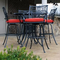 The Best Transitional Bar Height Patio Furniture - Create a Confident Look on Your Patio
