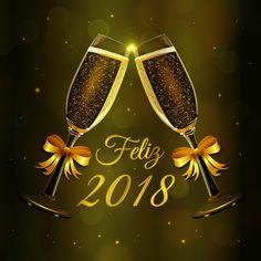 Veja mais mensagens de Feliz 2018