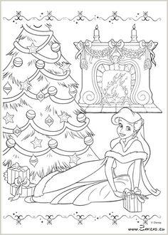 spongebob and squidward happy christmas coloring page spongebob