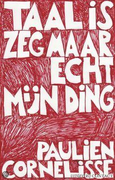 'Taal is zeg maar echt mijn ding' van Pauline Cornelisse