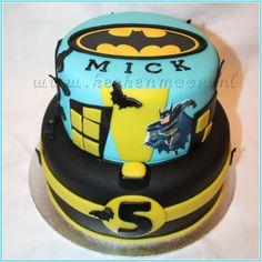 batman birthday cakes | Batman cake