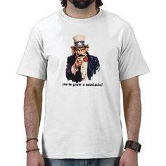 I mustache you to grow a mustache tshirt - Tshirt - http://zisl.com/detail/i_mustache_you_to_grow_a_mustache_tshirt-235399740693233768