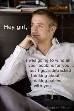hey girl, sewing