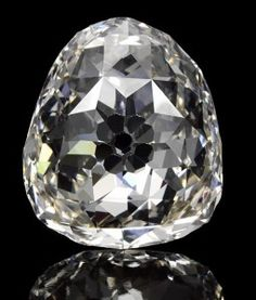 "The Beau Sancy is a 34.98-carat (6.996 g) modified ""pear double rose cut"" diamond[1] found in India that has been owned by a number of European royal houses."