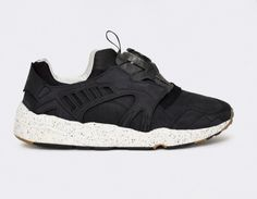 #Puma Trinomic Disc n Calm - Black #sneakers