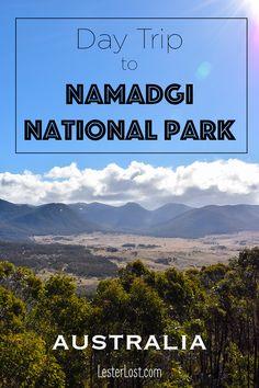 Namadgi National Park Wilderness South of Canberra Perth, Brisbane, Melbourne, Sydney, Australia Capital, Australia Travel, Western Australia, National Park Tours, National Parks