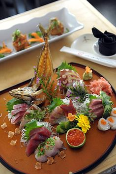 Review: Origami(Japanese restaurant) an elegant new spot for creative sushi and sashimi, uptown New Orleans