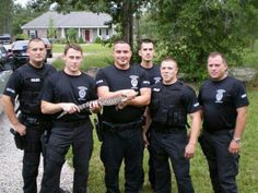Street Crimes Unit....proud of their little gator