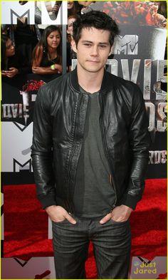 Dylan obrien mtv movie awards 2014