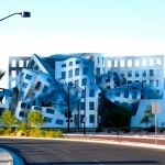 Frank Gehry for Las Vegas Cleveland Clinic -  great write up - hypebeast.com