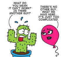 Complicated Relation