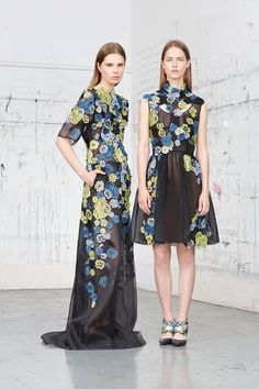 Erdem Resort 2015. See all the best looks here.