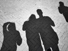 Amsterdam, spring 2015 #shadows #meetdancersintown #meandyourghost