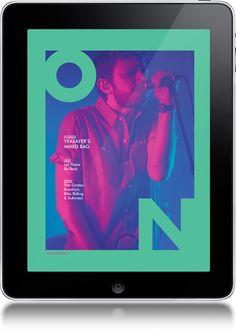 ON Magazine - D Alcausin Portfolio - The Loop