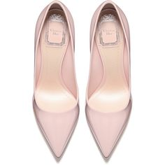 And, of course… Shoes! These are ombre-pink Anne Klein ...