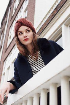 Bonnet Ciminie Noir - Bonnet - Des Petits Hauts 2