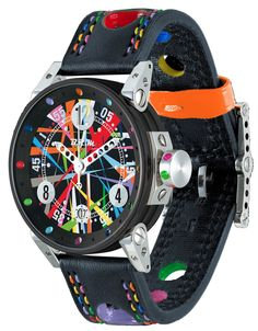 B.R.M. Watches Art Car V7-38 Limited Edition #add-content #basel-16 #bezel-fixed #bracelet-strap-leather #brand-b-r-m-watches #case-material-black-pvd #case-width-38mm #date-yes #delivery-timescale-1-2-weeks #dial-colour-black #gender-mens #limited-edition-yes #luxury #movement-automatic #new-product-yes #official-stockist-for-b-r-m-watches-watches #packaging-b-r-m-watches-watch-packaging #style-sports #subcat-art-car #supplier-model-no-v7-38-n-art-car…