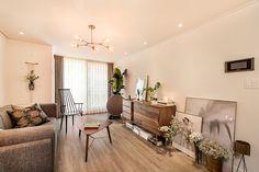 Living Room Korean Style, Living Room Interior, Living Room Decor, Interior Design Courses, Japanese Interior Design, Interior Concept, Furniture Decor, Interior Inspiration, Interior Decorating