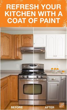 77+ Easy Way to Paint Kitchen Cabinets - Cabinet Ideas for Small Kitchens Check more at http://www.apprenticecruisechallenge.com/easy-way-to-paint-kitchen-cabinets/