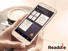 Scanner Pro transforms your device into portable scanners. It allows you to scan receipts, whiteboards, paper notes, or any multi-page document.