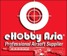 eHobby Asia: Professional Airsoft Supplier with Worldwide Shipping