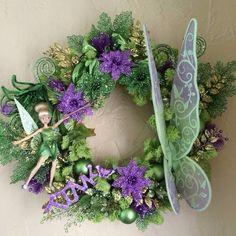 Cute Disney wreath