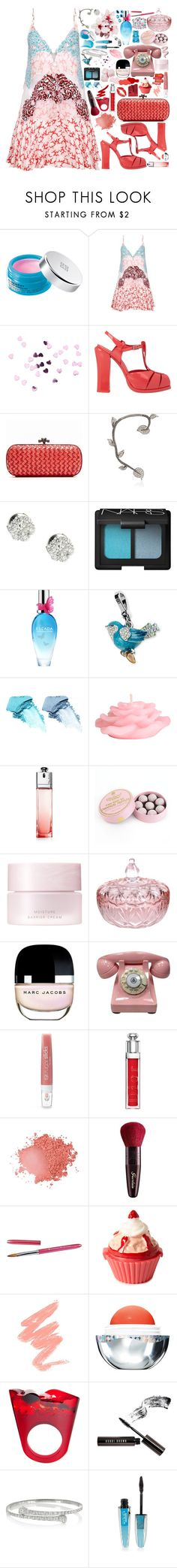 """The Phone May Be Waiting, Though I am Not"" by sarah-deslauriers ❤ liked on Polyvore featuring Givenchy, STELLA McCARTNEY, Fendi, Bottega Veneta, Elise Dray, Van Cleef & Arpels, NARS Cosmetics, ESCADA, Juicy Couture and H&M"