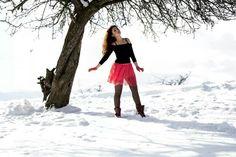 Snow shooting