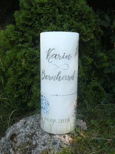 ''Hochzeitskerze   #kerze #hochzeit #wedding #rustica #candle Pillar Candles, Wedding Day, Candles, Taper Candles